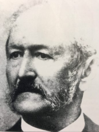 James Baker the Elder